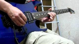 学生時代を思い出し、46歳のおやじが「CAPTAIN NEMO」を弾いてみました。