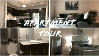MY FURNISHED LUXURY APARTMENT TOUR!!! | 2018
