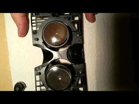 samsung gear vr ipd mod 1 disassembling by juergen