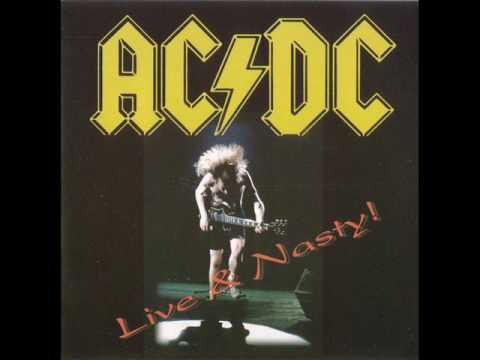 AC/DC - High Voltage - Live [Australia]