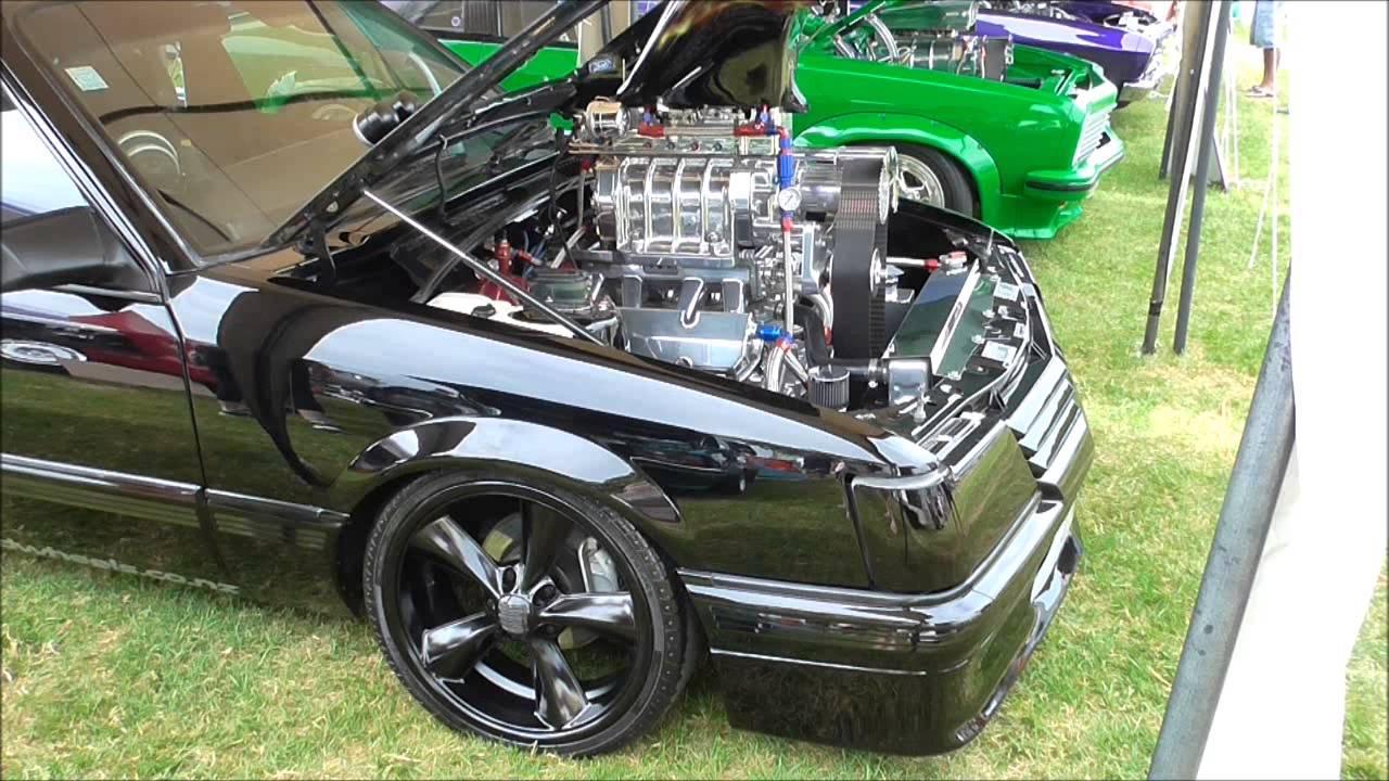 Kumeu Car Show