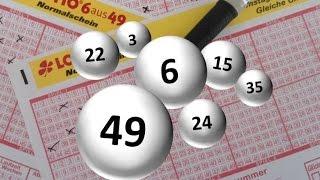 Lotto am Mittwoch - Lottozahlen Ziehung vom 16.12.2015