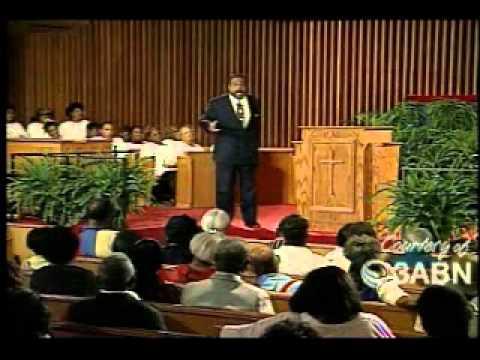 Standing Still In A Storm- (Pastor Walter L Pearson Jr.)