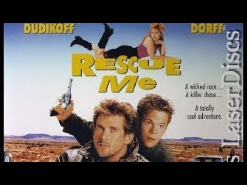 Download Michael Dudikoff vesves Stephen Dorff in Rescue Me 1992 Action Thriller Rated R