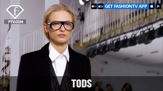 Milan Fashion Week Fall/WItner 2017-18 - TODS | FTV.com