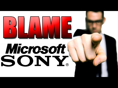 """Why Sony & Microsoft are Blamed for """"CHEATING"""""""