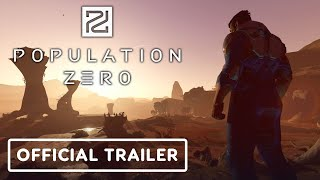 Population Zero - Official Steam Announcement Trailer