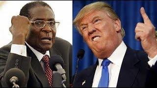Última Hora: Los Estados Unidos Organizan un Golpe de Estado en Zimbawe