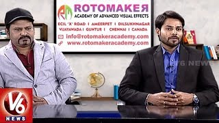 Career In Animation Visual Effects & Gaming Industry Rotomaker Academy Career Point V6 News