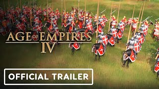 Age of Empires 4 - Official The Hundred Years War Trailer