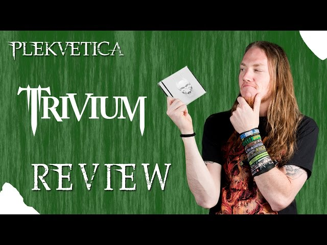 [ Review ] Trivium - Silence In The Snow ( 2015 ) | Metal / Thrash / Rock
