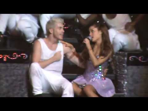 Ariana Grande - Piano (Live At The Listening Sessions Chicago 8/29/13)