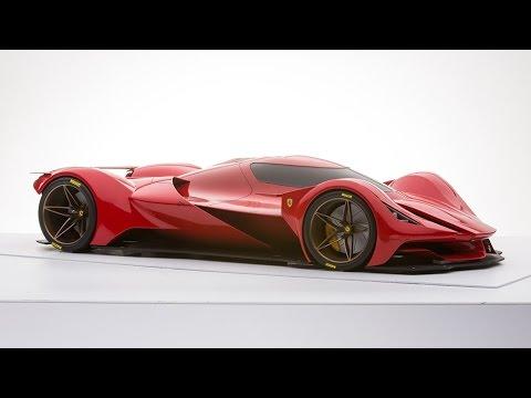Future Design Of Ferrari Le Mans By Marcello Raeli Youtube