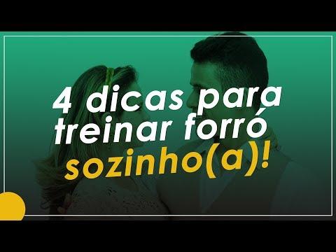 COMO TREINAR FORRÓ SOZINHO