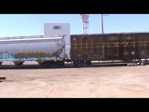 BNSF General Freight Tulsa, OK 2/28/16 bid 5 of 8