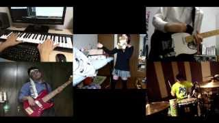 [HD]Gingitsune OP [tiny lamp] Band cover