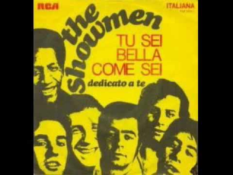 The Showmen - Tu sei bella come sei (1969).flv