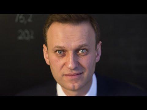 Навального ждут в Москве. Прямая трансляция