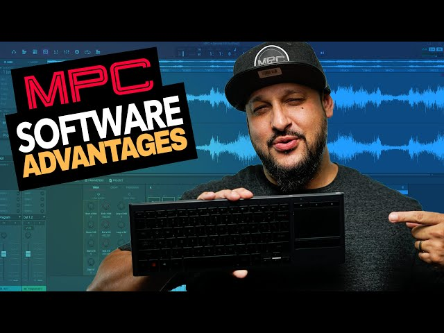 5 MAJOR REASONS to Use MPC Software instead of Standalone! | MPC One/Live 2/X/MPC Beats Tutorial