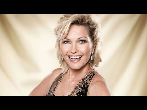 Strictly Come Dancing Exclusive: Fiona Fullerton's Diary