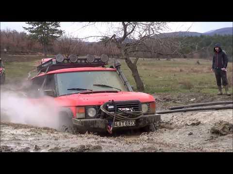 Range Rover Classic 3.9 V8  **V8 Sound & Extreme Off-road**