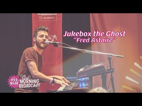"""Jukebox the Ghost """"Fred Astaire"""" LIVE during SXSW 2018 