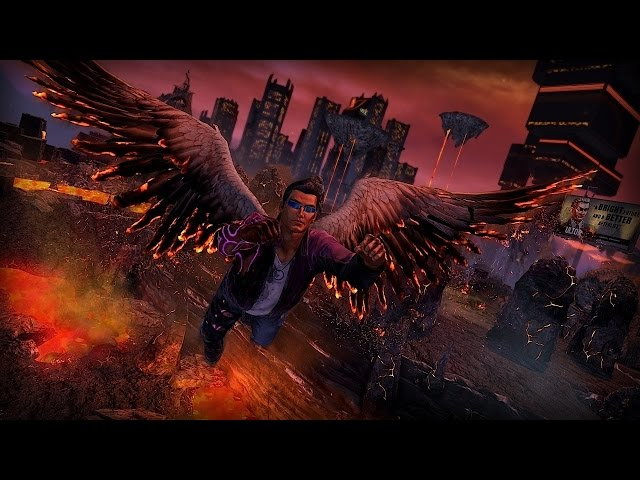 Saints Row: Gat Out of Hell (видео)