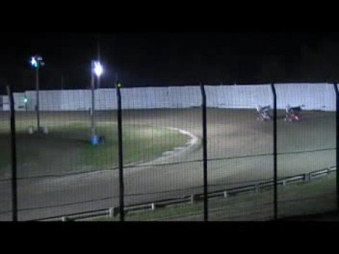 WHIP CITY SPEEDWAY : 600cc Feature October 4, 2008
