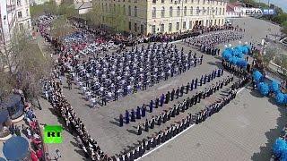 В Оренбуржье 40 000 человек станцевали «Вальс Победы»