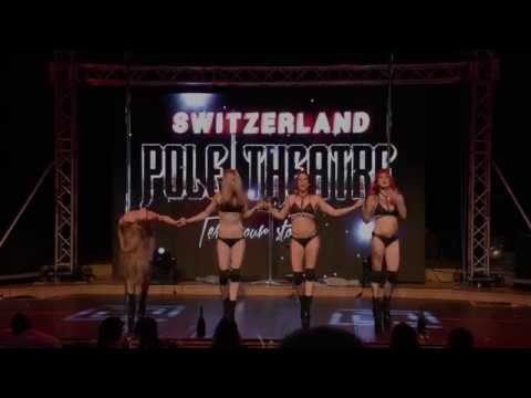 Pole Theatre Switzerland 2018 - Exotic - Group of 4