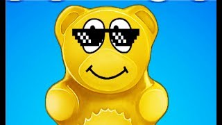 Мой медведь Валерка #5 СИМУЛЯТОР желейного ВАЛЕРКИ желейный медведь Валера