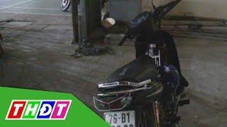 Trộm xe máy bị tóm gọn vì xe hết xăng | THDT