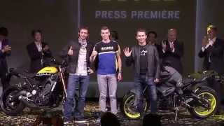2015 EICMA YAMAHA Global Press Premiére - Yamaha Next Level (short edit)