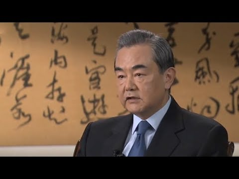 Chinese Foreign Minister Wang Yi's outlook on foreign affairs