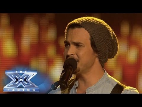 Alex & Sierra Say Something in an unplugged performance!  THE X FACTOR USA 2013