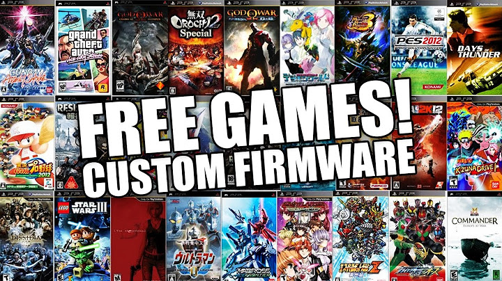 how to get free games on all psps version 661 working 2020