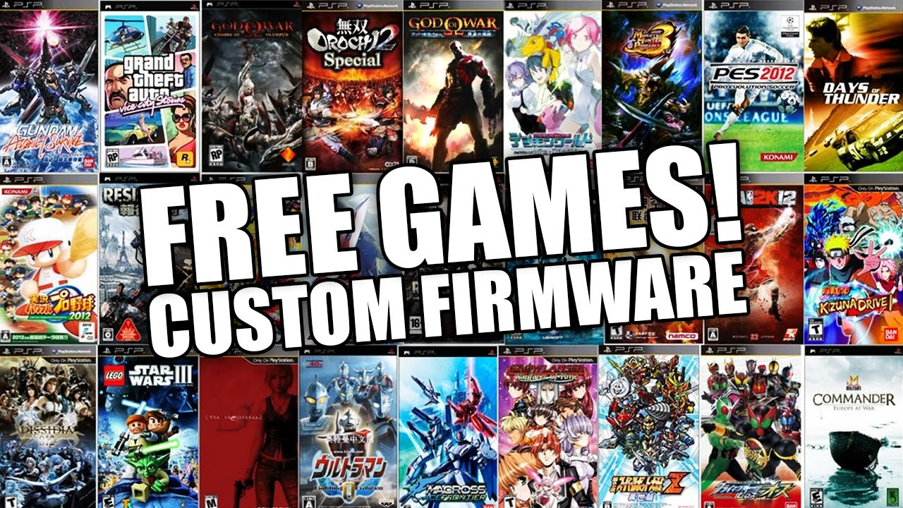 download free to games psp how
