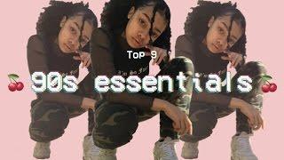 🍒90s essentials !🍒