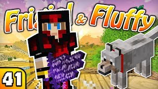 FRIGIEL & FLUFFY : L'ÉPÉE DE BEDROCK | Minecraft - S5 Ep.41