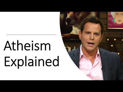 Dave Rubin Perfectly Explains Atheism