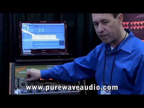 JDK Audio by API R22 Compressor - NAMM 2010 - Pure Wave Audio
