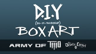 DIY Boxart: Army of Two - Devil