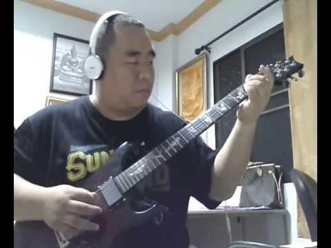 METALLICA. Enter Sandman Chords Cover By smallyang04