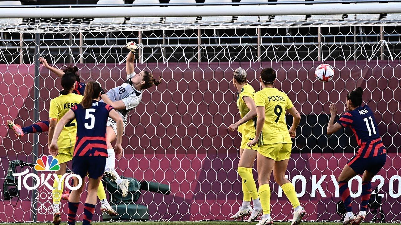 Megan Rapinoe scores ANOTHER Olimpico, puts USWNT ahead of ...
