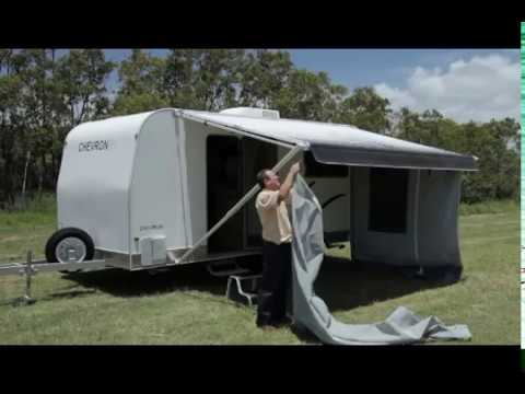 aussie traveller awning instructions