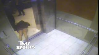 VIDEO RELEASED – Ray Rice ELEVATOR KNOCKOUT – His Fiancee Takes The Punch