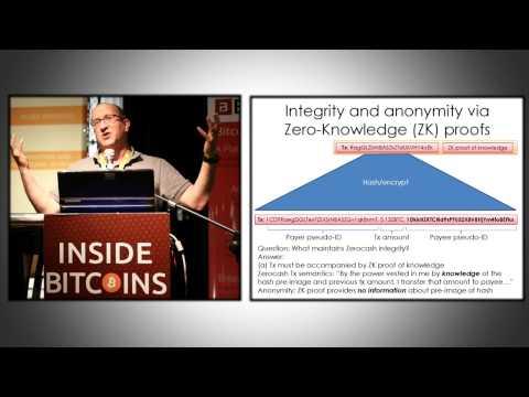 Bitcoin TLV `14, #29 - Eli Ben-Sasson - Zerocash