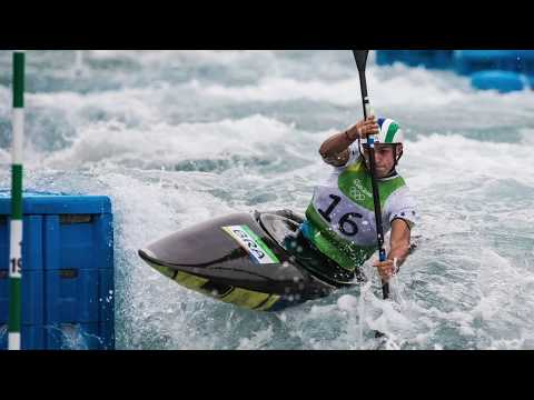 Deodoro Olympic Canoe Slalom Whitewater Stadium in Rio de Janeiro, IOC IAKS Award 2017