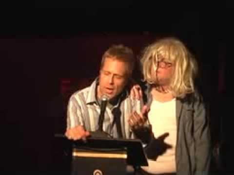 Michael Douglas and Joe Eszterhas introduce Sharon Stone