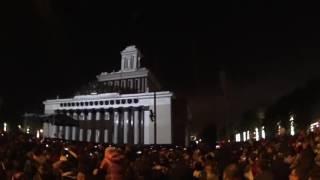 Москва!!! Световое шоу ВДНХ!!!